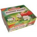 Compote pomme - vanille Andros 4x100g 400g